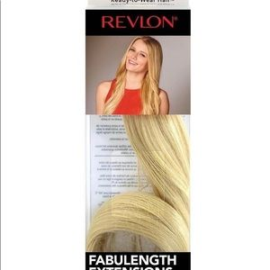 Revlon Fabulength Halo Extensions Light Blonde